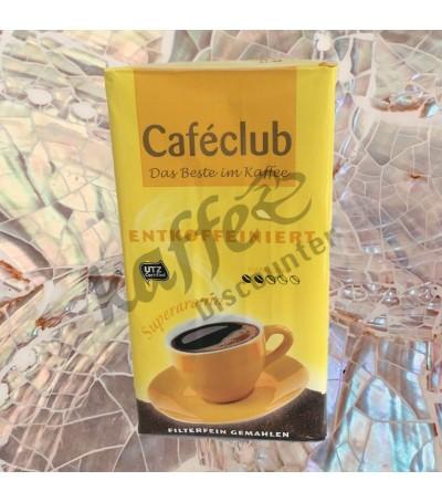 Caféclub Cafeïnevrij