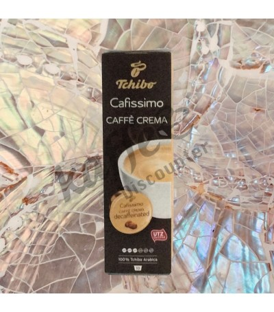 Tchibo Cafissimo Caffè Crema decaf