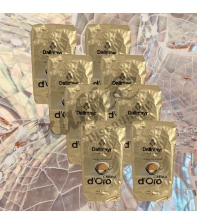 Dallmayr Crema d'Oro 8 KG