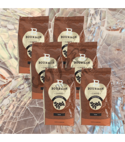 Lavazza Bourbon Caffè Forte 6 KG