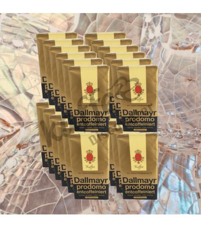 Dallmayr Prodomo Cafeïnevrij 24x500g.