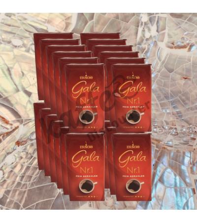 Eduscho Gala Nr. 1 Fein Gemahlen 24x500g.