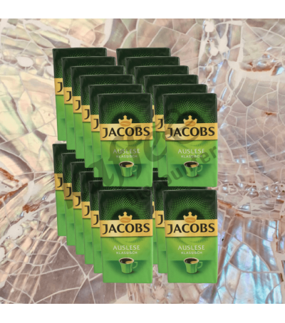 Jacobs Auslese Klassisch 24x500g.