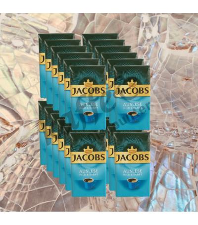 Jacobs Auslese Mild & Sanft 24x500g.