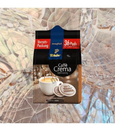Tchibo Caffè Crema Vollmundig 36 Kaffeepads