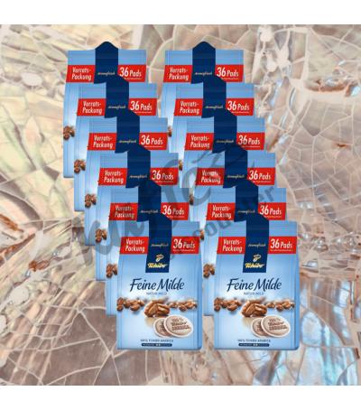 Tchibo Feine Milde 12x36 Coffee pads