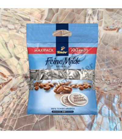 Tchibo Feine Milde 100 Coffee pads