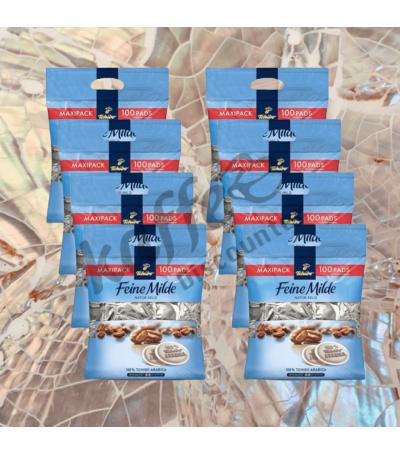 Tchibo Feine Milde 8x100 Coffee pads
