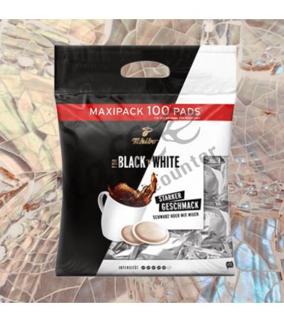 Tchibo Black 'n White 100 Kaffeepads