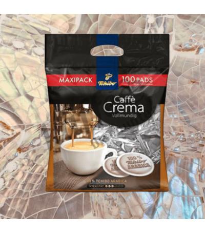 Tchibo Caffè Crema Vollmundig 100 Coffee pads