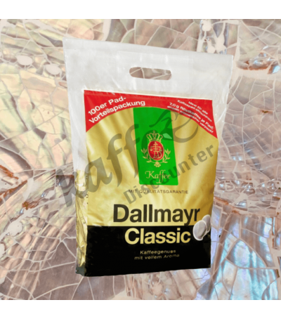 Dallmayr Classic Value Pack 100 Coffee pads