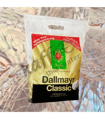 Dallmayr Classic Vorteilspackung 100 Kaffeepads