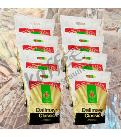 Dallmayr Classic Value Pack 8x100 Coffee pads