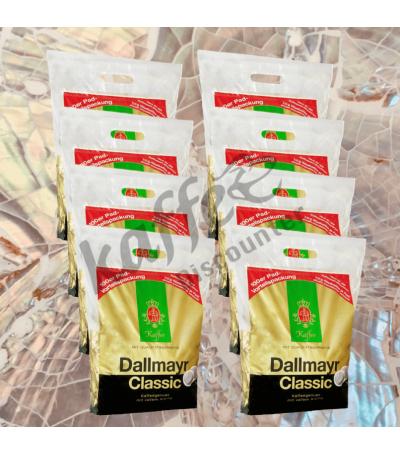 Dallmayr Classic Vorteilspackung 8x100 Kaffeepads