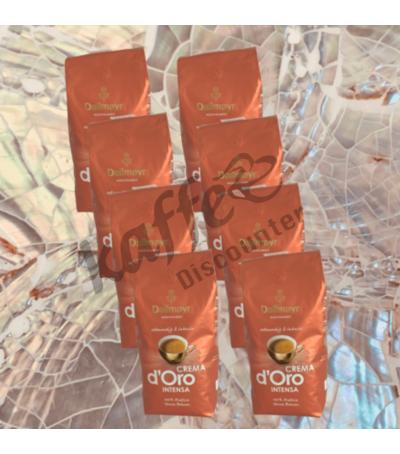 Dallmayr Crema d'Oro Intensa 8 KG