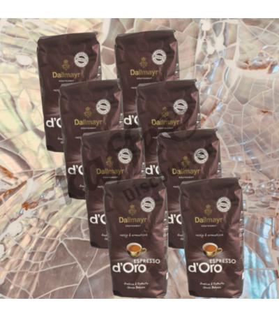Dallmayr Espresso d'Oro 8 KG