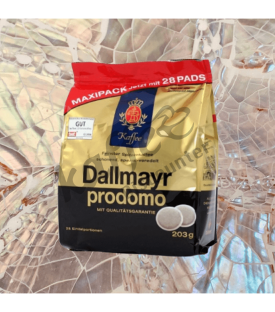 Dallmayr Prodomo 28 Coffee pads