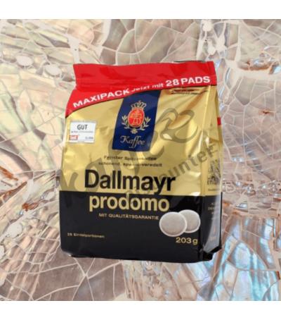 Dallmayr Prodomo 28 Koffiepads