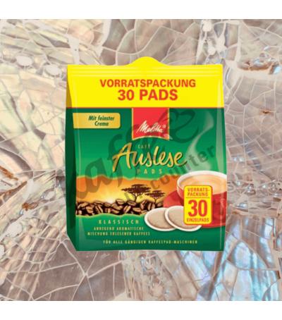Melitta Auslese Klassisch 30 Coffee pads