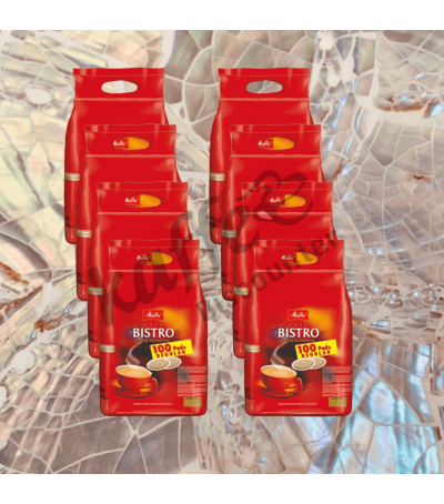 Melitta Bistro 8x100 Coffee pads