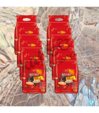 Melitta Bistro 8x100 Kaffeepads