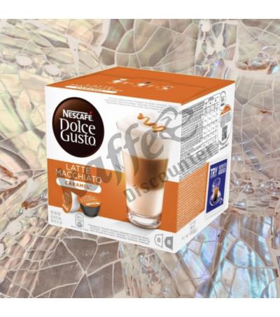 Nescafé Dolce Gusto Latte Macchiato Caramel