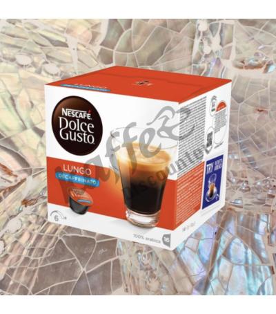 Nescafé Dolce Gusto Lungo decaffeinated