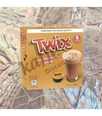 Twix Hot chocolate