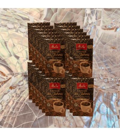 Melitta Kaffee des Jarhes 24 x 500 g