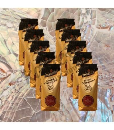 Van Houten Dream Cappuccino 10 x 1 kg