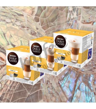 copy of Nescafé Dolce Gusto Latte Macchiato Vanilla
