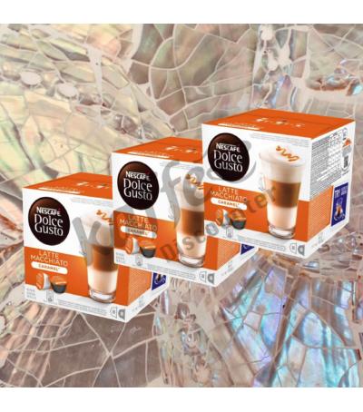 copy of Nescafé Dolce Gusto Latte Macchiato Caramel