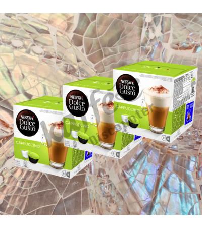 copy of Nescafé Dolce Gusto Cappuccino