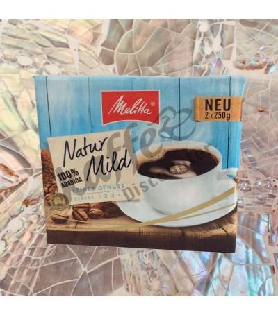 Melitta Natur Mild 2x250gr