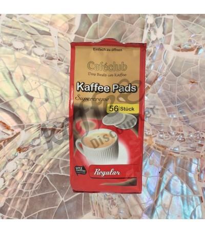 Caféclub Supercreme Regular 56 Kaffeepads